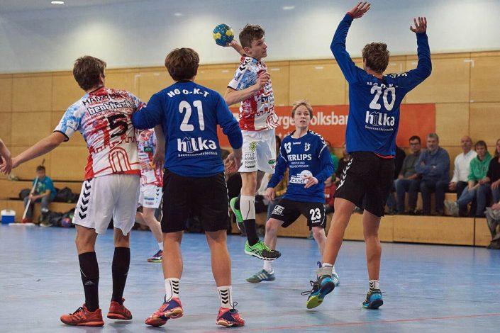 U16_HG Okt_Hinspiel