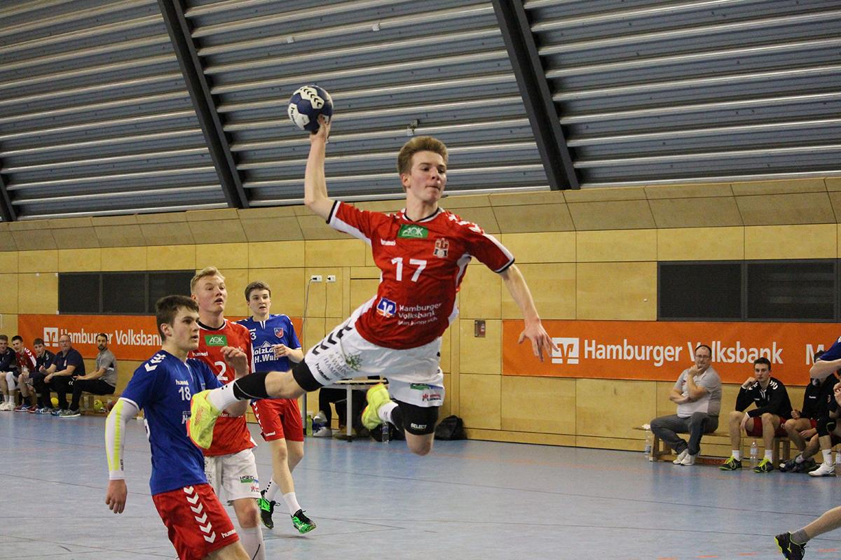 Handball Pokal Hamburg