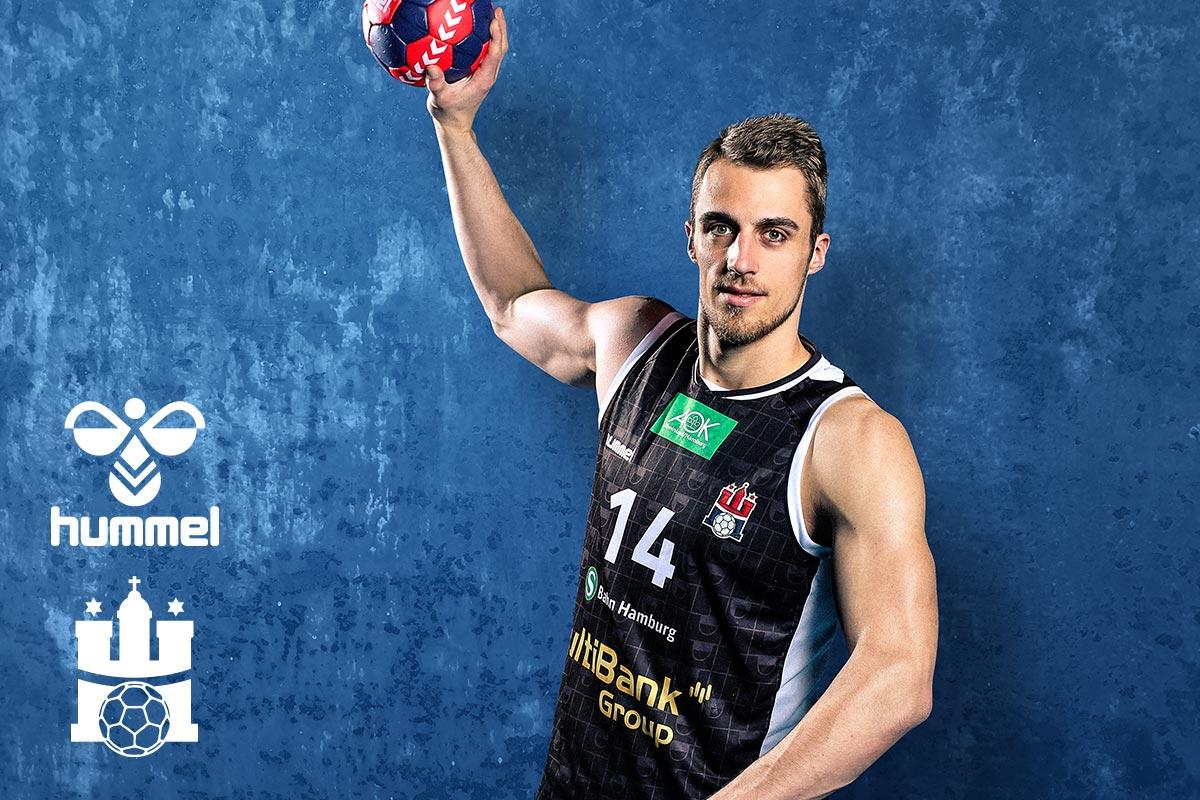 186b46ab5 Innovation für den Klassenerhalt  HSVH schafft die Trikot-Ärmel ab. Der  Handball Sport Verein Hamburg ...