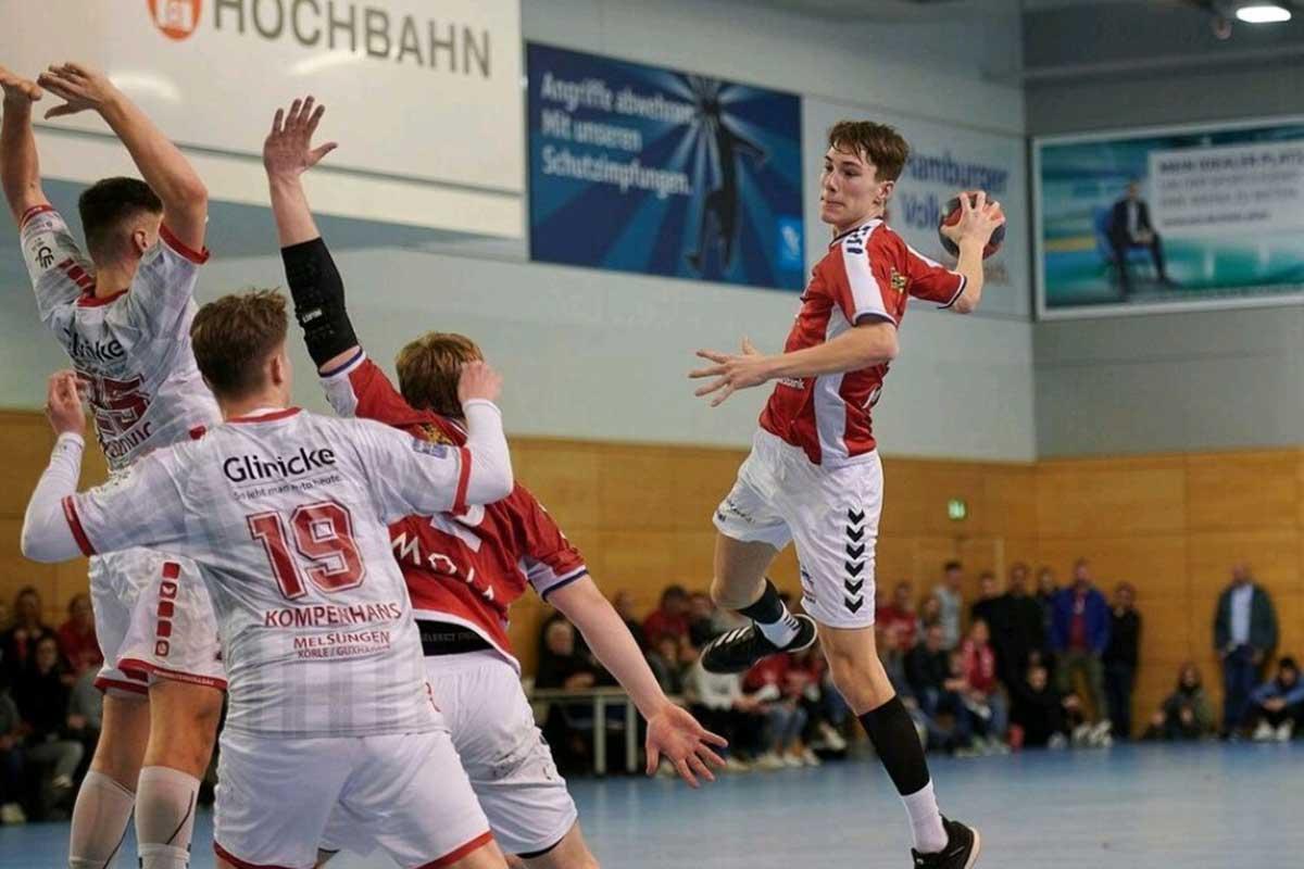 Melsungen Handball Kader